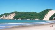 Morro do Careca na Praia de Ponta Negra