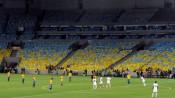 Jogo serve de evento teste para a reabertura do Maracanã