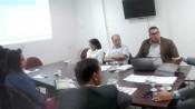 Reunião entre Ethos, CGU e Secot de Fortaleza debate como melhorar a transparência dos investimentos da cidade para a Copa 2014. Foto: Assessoria de Imprensa/Secot